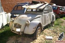 Citroën 2 CV (año 1968)